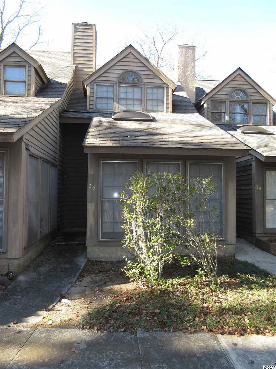 Townhouse MLS:1800899 WAYSIDE FOR  4920 First Avenue Murrells Inlet SC
