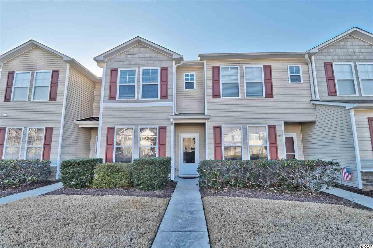 Townhouse MLS:1800915 WELLINGTON - SOCASTEE  113 Olde Towne Way Myrtle Beach SC
