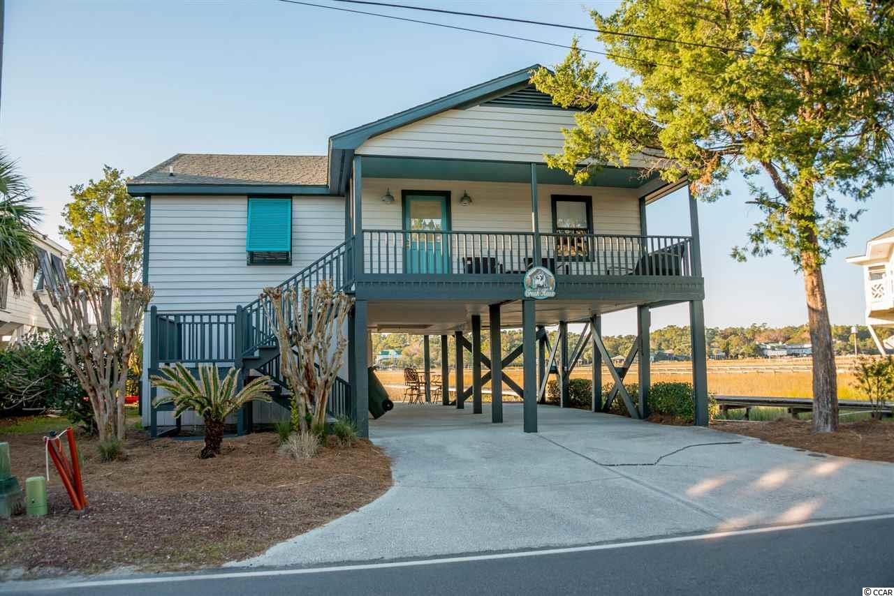 Single Family Home for Sale at 273 Myrtle Avenue 273 Myrtle Avenue Pawleys Island, South Carolina 29585 United States