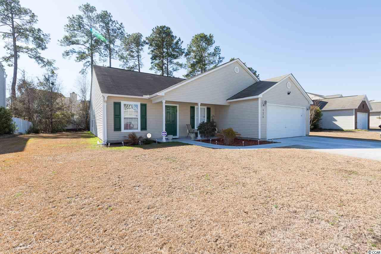 Detached MLS:1800936   177 Weeping Willow Drive Myrtle Beach SC