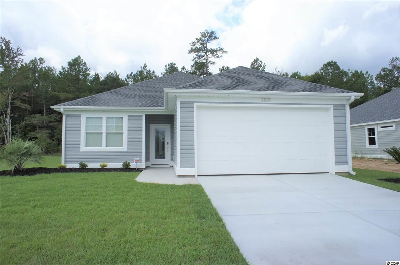 Detached MLS:1800939   3105 Shandwick Drive Conway SC