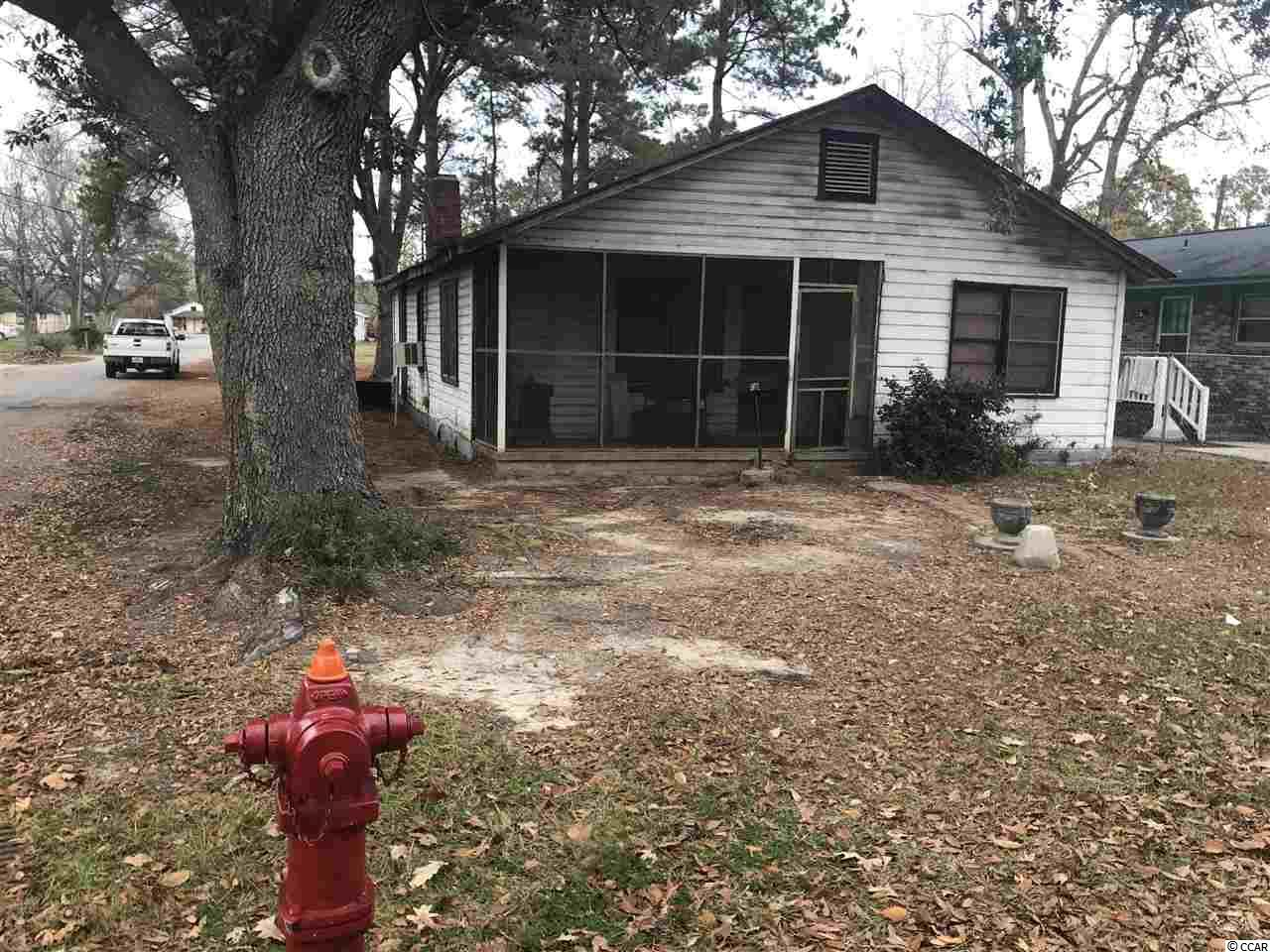 Single Family Home for Sale at 901 Georgetown Street 901 Georgetown Street Marion, South Carolina 29571 United States
