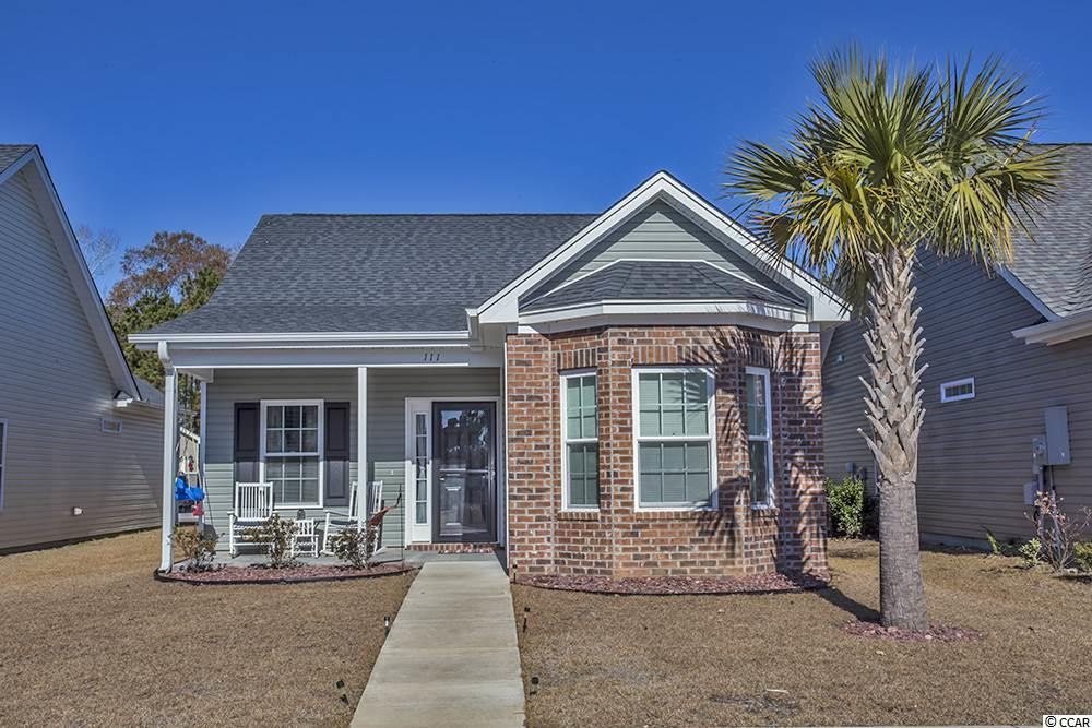 Ranch for Sale at 111 Palm Cove Circle 111 Palm Cove Circle Myrtle Beach, South Carolina 29588 United States