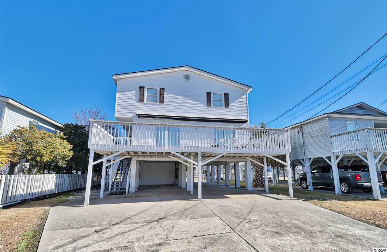 Detached MLS:1800982   310 35th Ave. N North Myrtle Beach SC