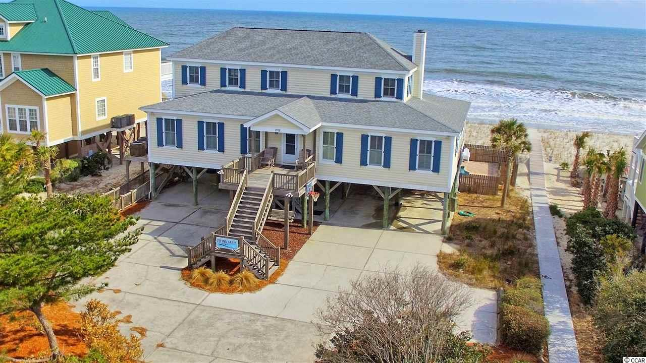 Single Family Home for Sale at 2115 S Waccamaw Drive 2115 S Waccamaw Drive Garden City Beach, South Carolina 29576 United States