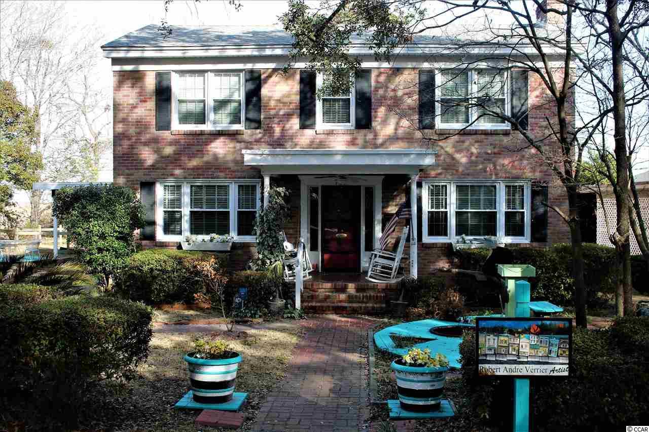 Single Family Home for Sale at 702 Willowbank Road 702 Willowbank Road Georgetown, South Carolina 29440 United States