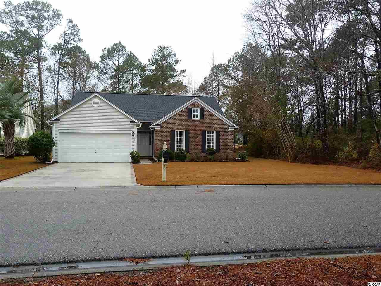 Ranch for Sale at 1253 Merion Court 1253 Merion Court Murrells Inlet, South Carolina 29576 United States