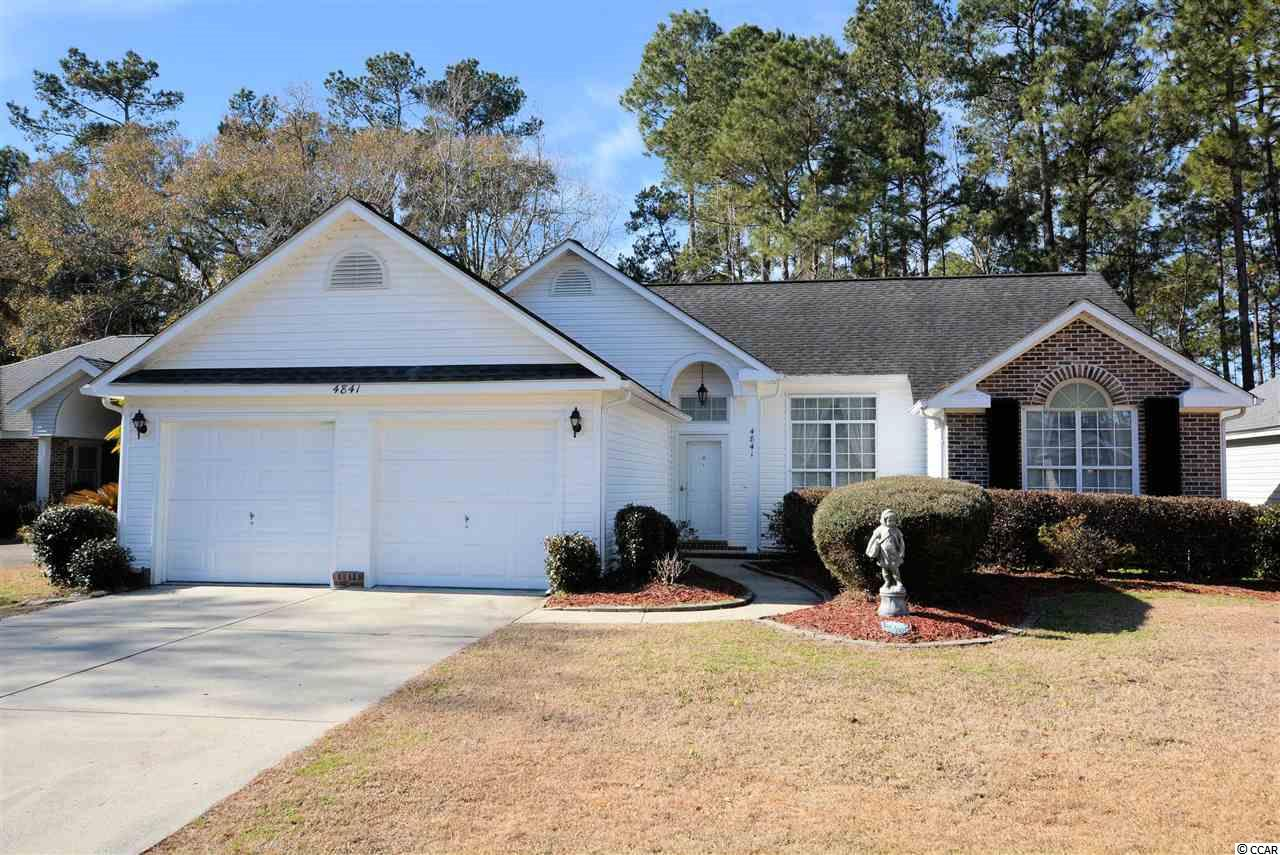 Detached MLS:1801025   4841 Southern Trail Myrtle Beach SC