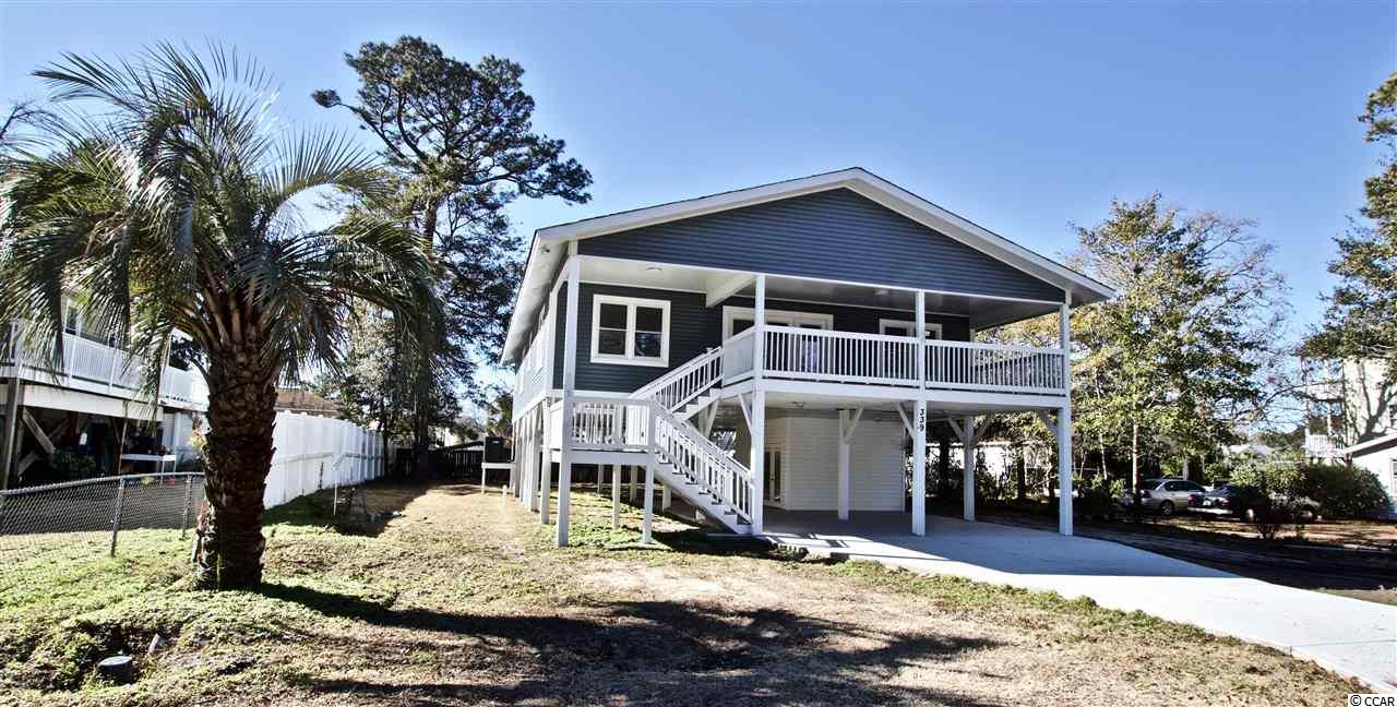 Detached MLS:1801035   339 Seabreeze Drive Garden City Beach SC