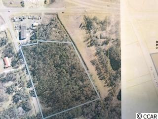 Land for Sale at 437 W Cox Ferry Road 437 W Cox Ferry Road Conway, South Carolina 29526 United States