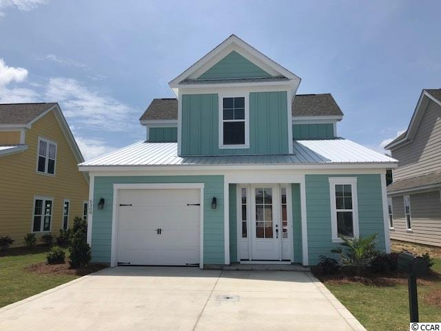 DETACHED WITH HPR MLS:1801084   5308 Sea Coral Way North Myrtle Beach SC