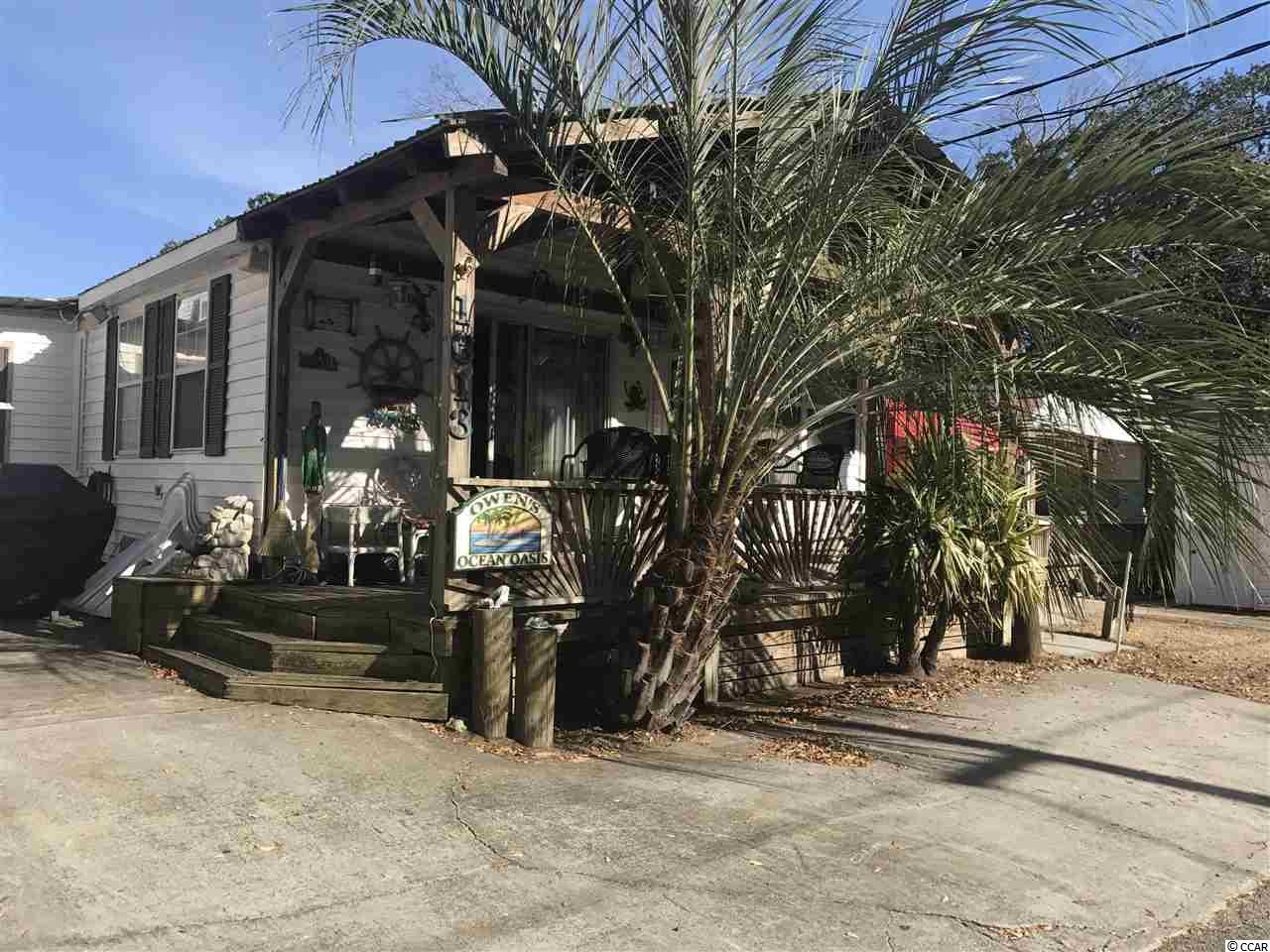 Detached Leased Land MLS:1801095   6001 S Kings Highway Myrtle Beach SC