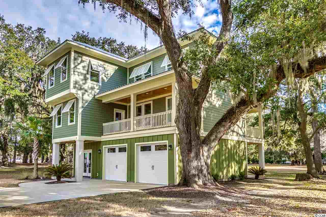 Single Family Home for Sale at 11 Flaggpoint Lane 11 Flaggpoint Lane Murrells Inlet, South Carolina 29576 United States