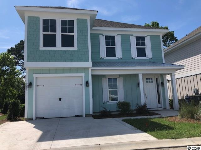 DETACHED WITH HPR MLS:1801148   5204 Sea Coral Way North Myrtle Beach SC