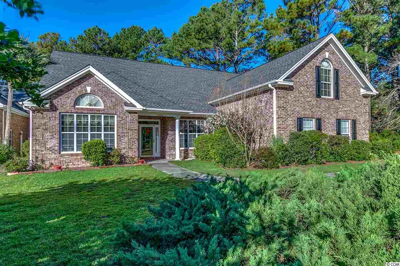Detached MLS:1801166   4893 Westwind Drive Myrtle Beach SC