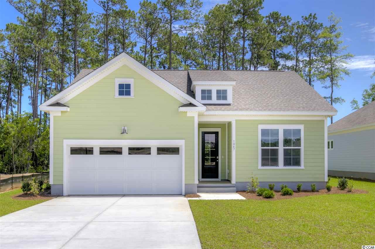 Ranch for Sale at 1047 Longwood Bluffs Circle 1047 Longwood Bluffs Circle Murrells Inlet, South Carolina 29576 United States