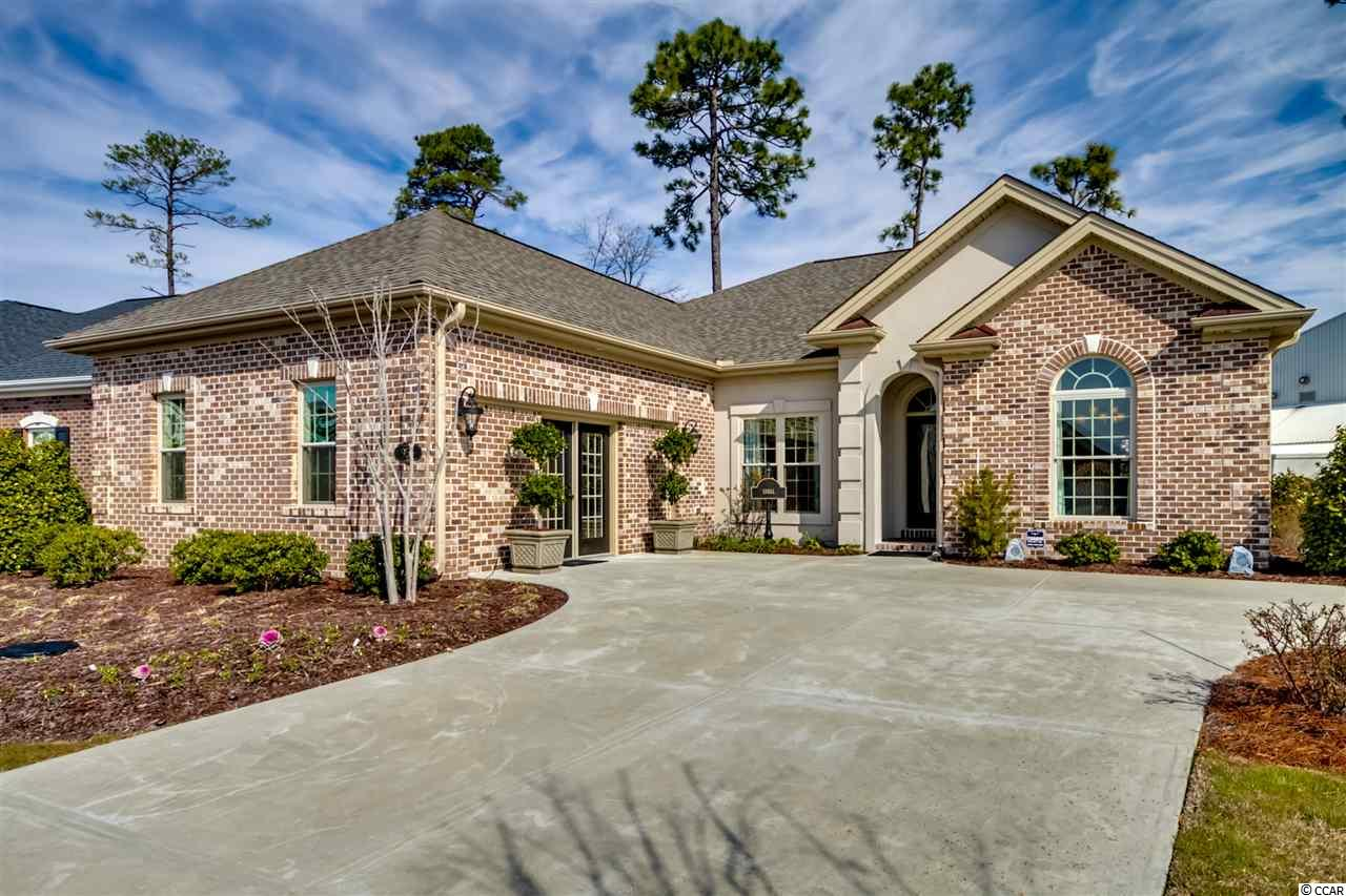 Detached MLS:1801249   834 Monterrosa Dr. Myrtle Beach SC