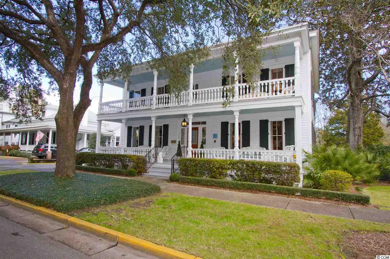 Single Family Home for Sale at 422 Prince Street 422 Prince Street Georgetown, South Carolina 29440 United States