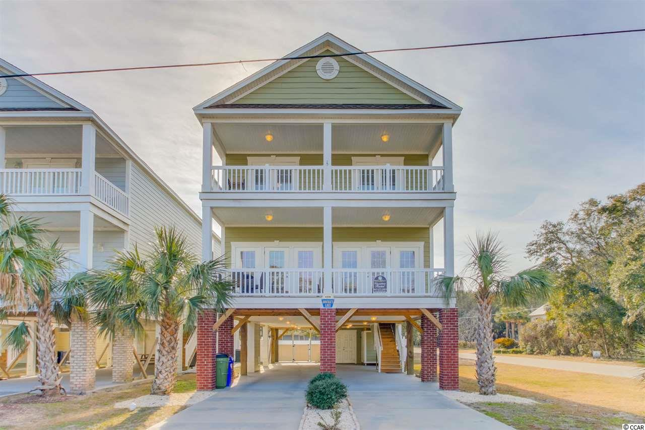 Single Family Home for Sale at 121-B 8th Avenue North 121-B 8th Avenue North Surfside Beach, South Carolina 29575 United States