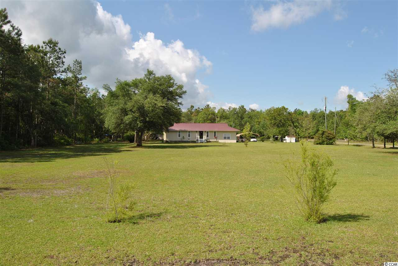 Single Family Home for Sale at 4105 Gunters Island Road 4105 Gunters Island Road Galivants Ferry, South Carolina 29544 United States