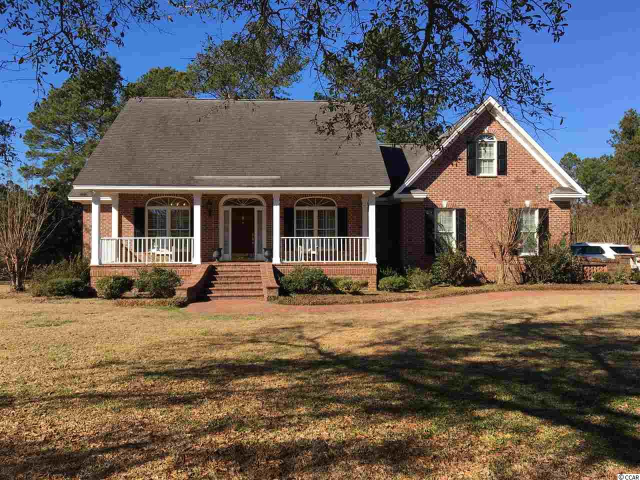 Single Family Home for Sale at 549 Myrtlewood Lane 549 Myrtlewood Lane Johnsonville, South Carolina 29555 United States