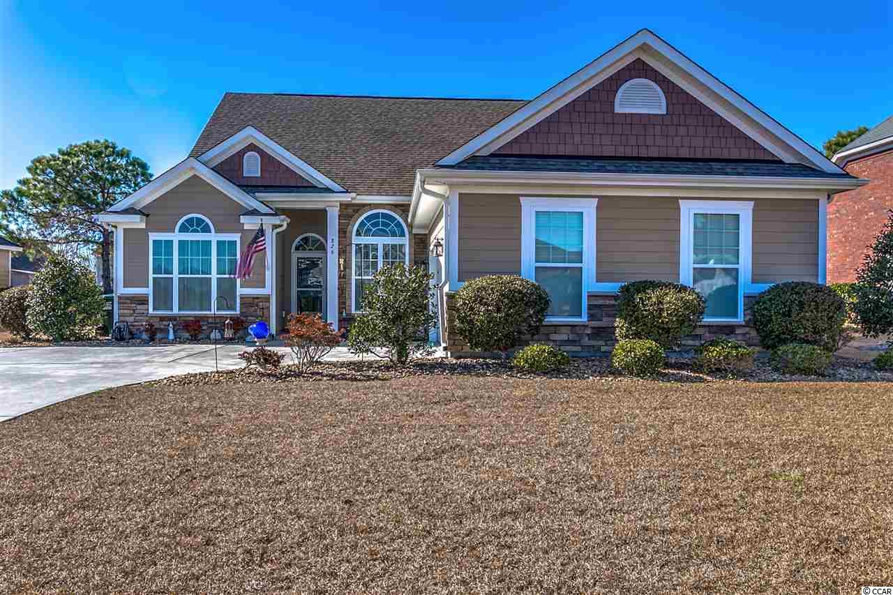 Detached MLS:1801333   826 Sand Binder Drive Myrtle Beach SC
