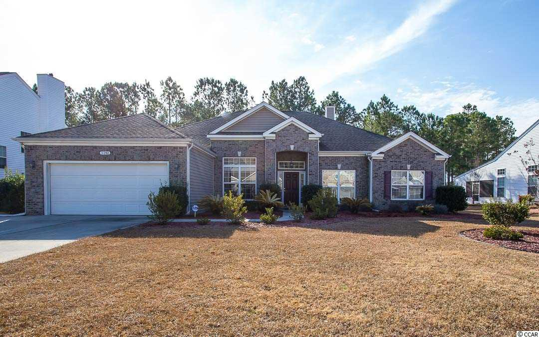 Ranch for Sale at 3392 Picket Fence Lane 3392 Picket Fence Lane Myrtle Beach, South Carolina 29579 United States