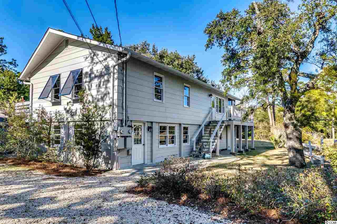 Single Family Home for Sale at 799 S Causeway 799 S Causeway Pawleys Island, South Carolina 29585 United States