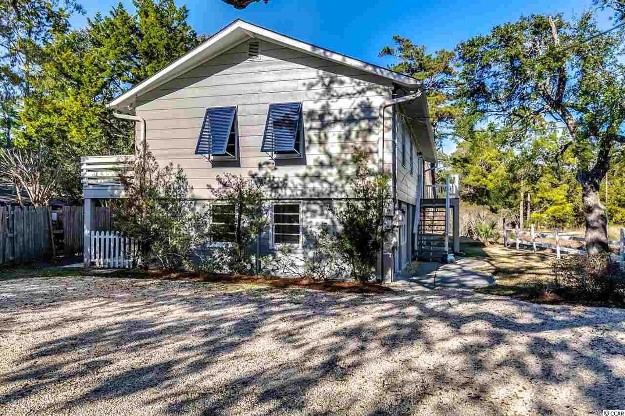 house for sale at  Not within a Subdivision at 799 S Causeway Pawleys Island, SC