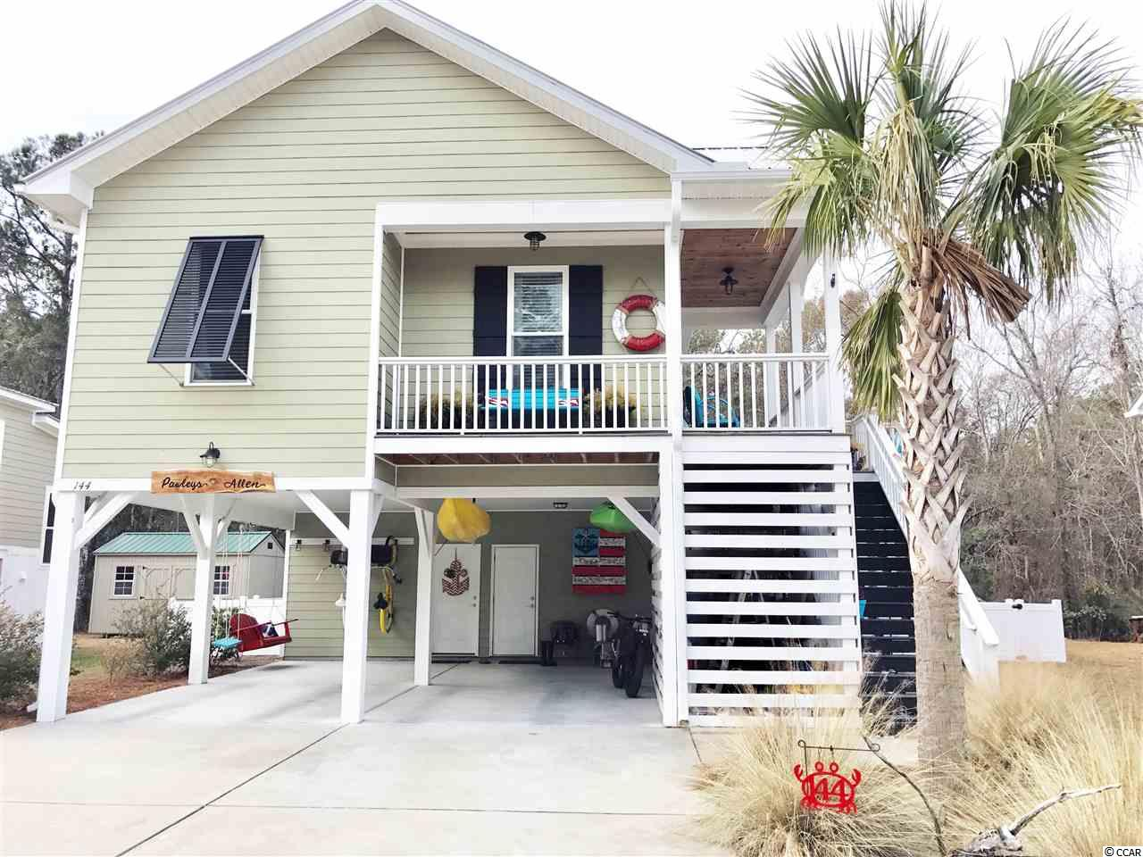 MLS#:1801465 Raised Beach 144 Crane Dr.