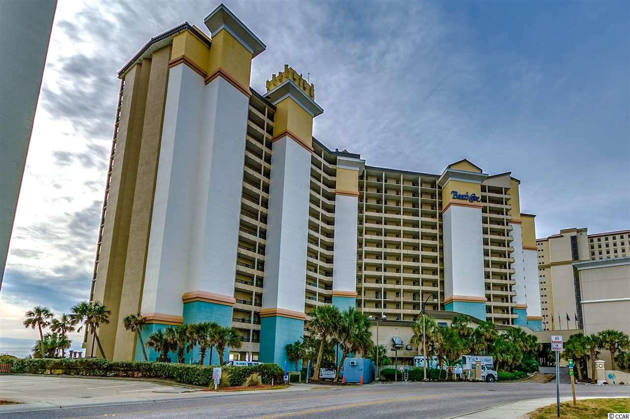 Ocean Front,Ocean View,End Unit Condo in Beach Cove : North Myrtle Beach South Carolina
