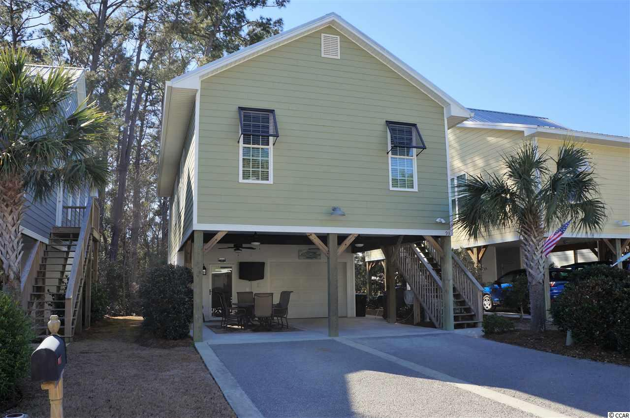 DETACHED WITH HPR MLS:1801477   93 Weatherboard Ct. Pawleys Island SC