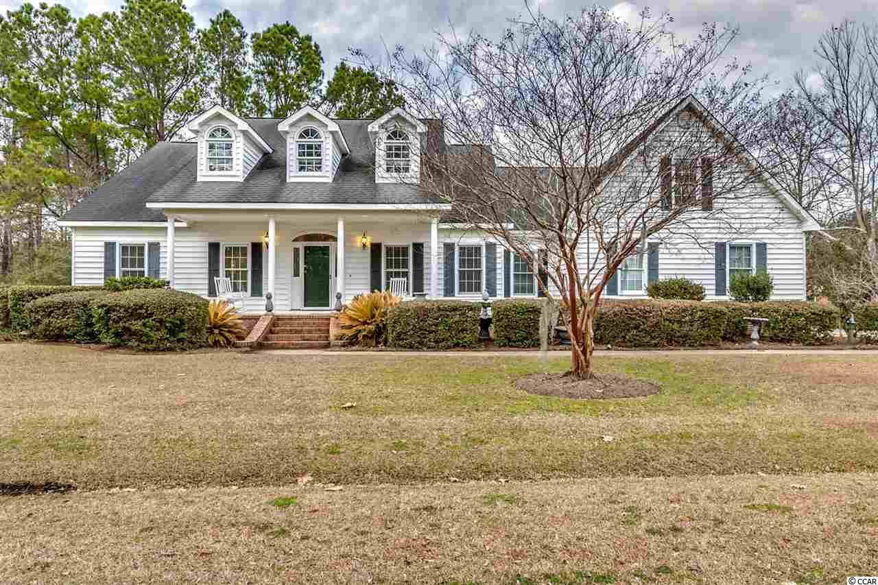 Single Family Home for Sale at 2551 Wedgefield Road 2551 Wedgefield Road Georgetown, South Carolina 29440 United States