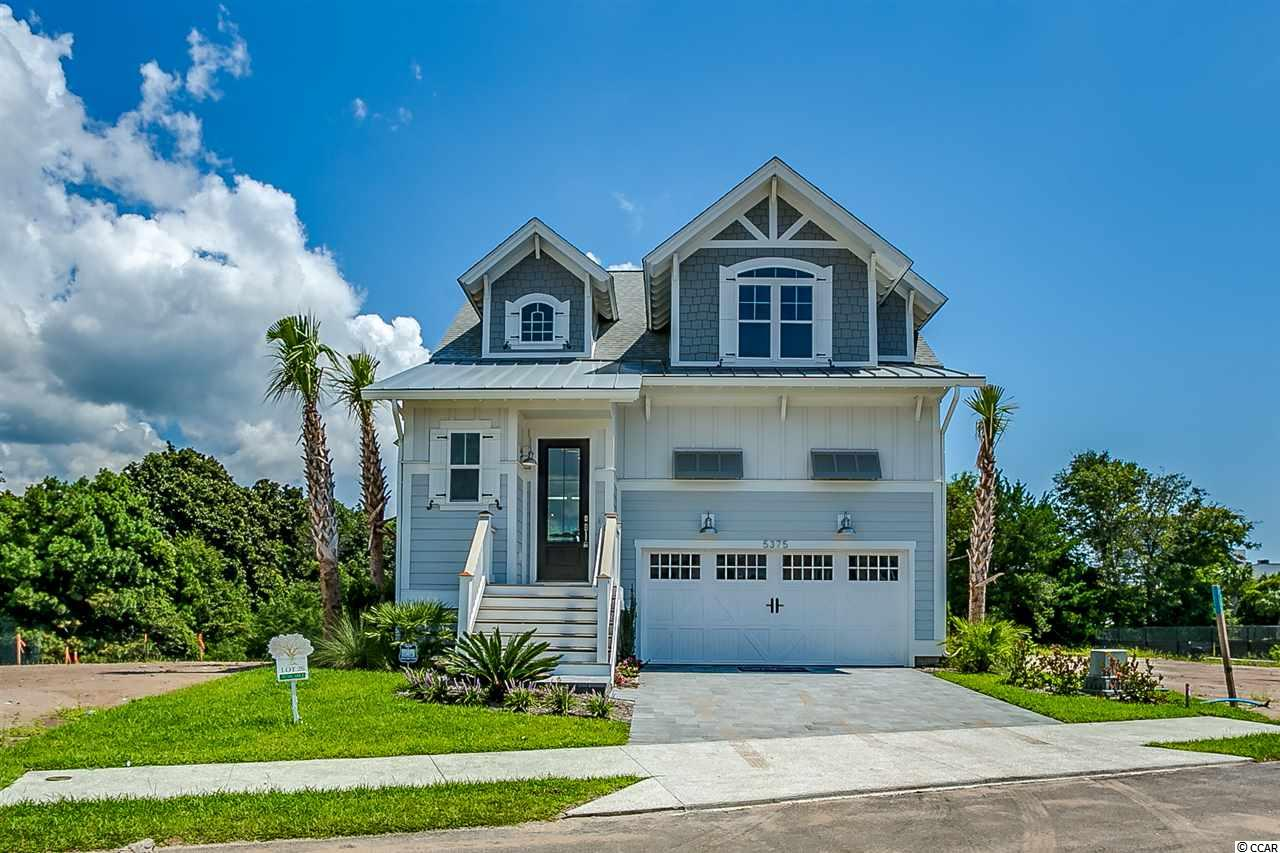 Detached MLS:1801607   5375 Ocean Village Dr. Myrtle Beach SC