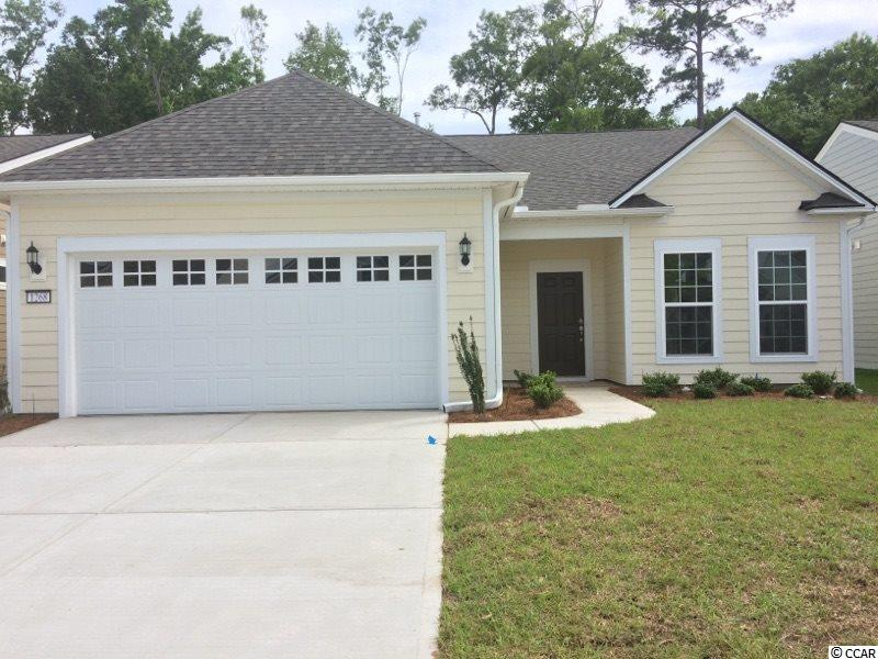 Detached MLS:1801638   1268 Prescott Circle Myrtle Beach SC