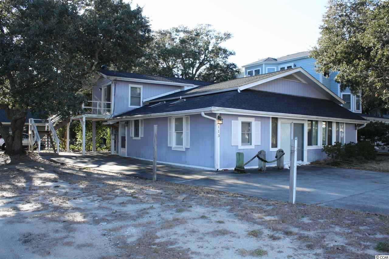 Single Family Home for Sale at 113 Woodland Drive 113 Woodland Drive Murrells Inlet, South Carolina 29576 United States