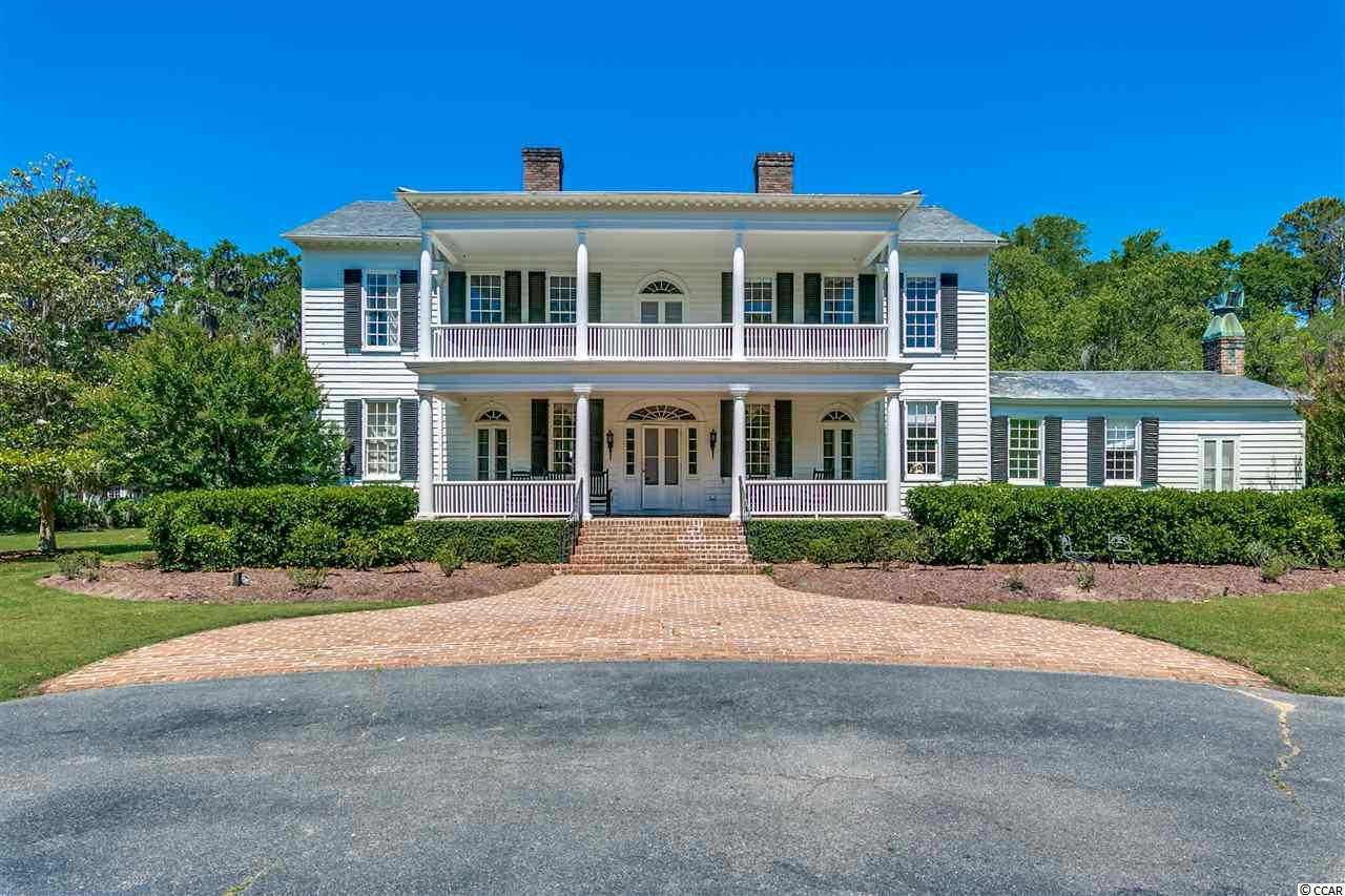 View this 4 bedroom house for sale at  Litchfield Plantation in Pawleys Island, SC