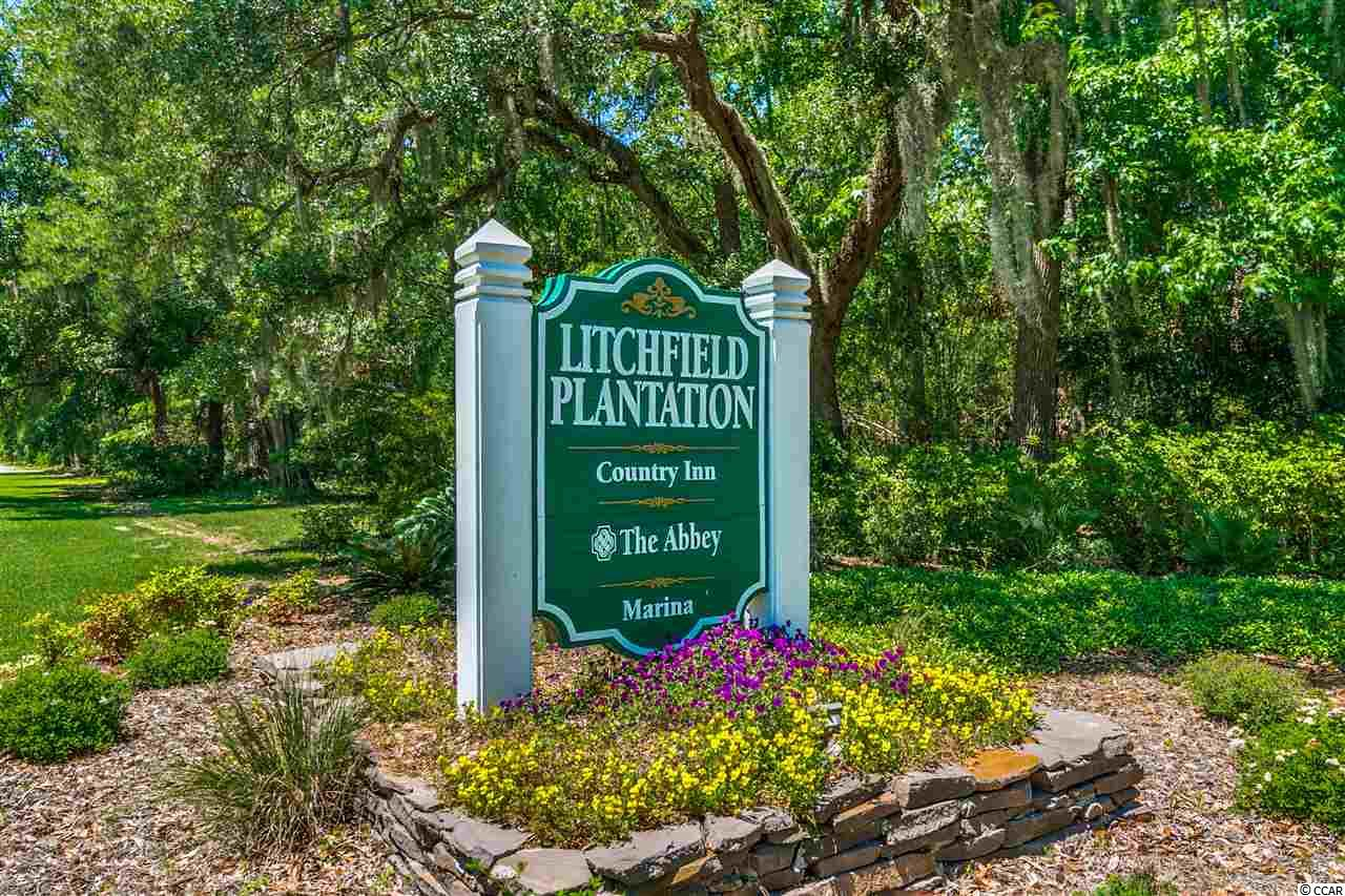 Contact your real estate agent to view this  Litchfield Plantation house for sale