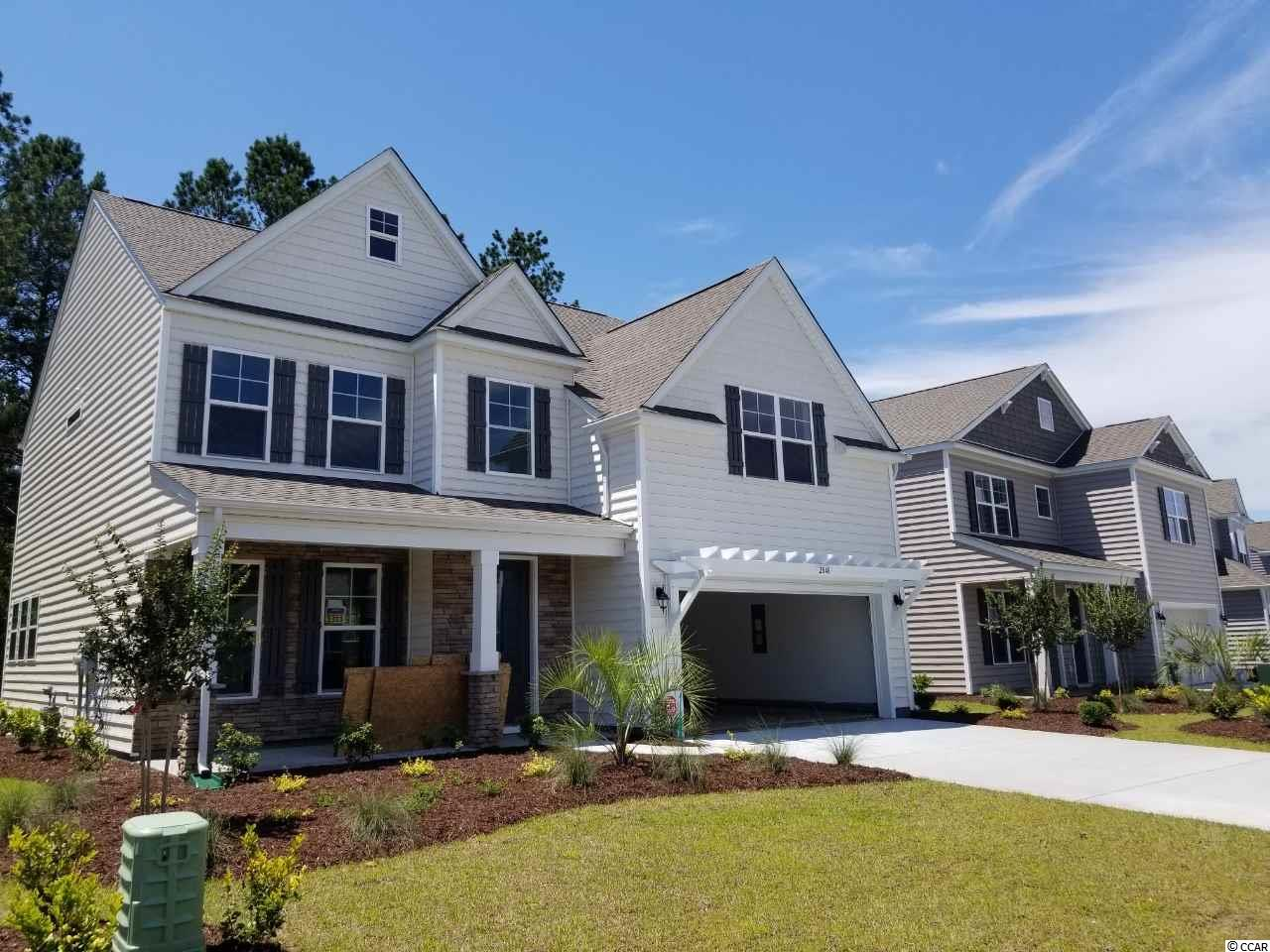 Detached MLS:1801763   2848 Scarecrow Way Myrtle Beach SC