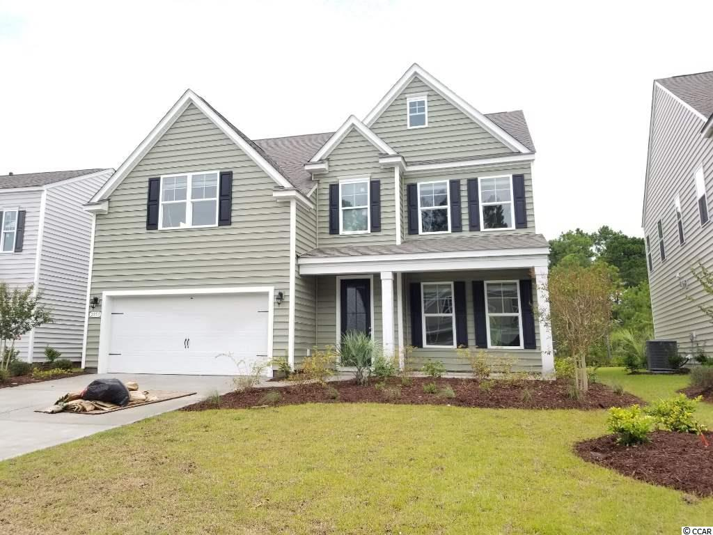 Detached MLS:1801766   2878 Scarecrow Way Myrtle Beach SC