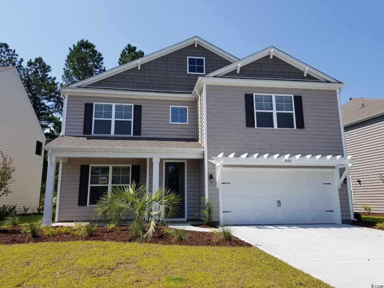 Detached MLS:1801777   2842 Scarecrow Way Myrtle Beach SC