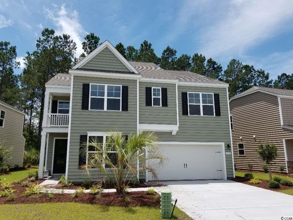 Detached MLS:1801783   2874 Scarecrow Way Myrtle Beach SC