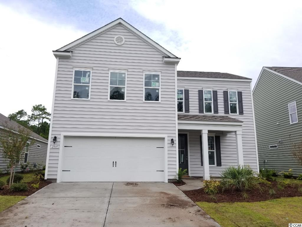 Detached MLS:1801787   2849 Scarecrow Way Myrtle Beach SC