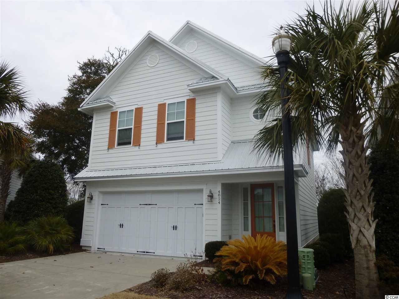 Detached MLS:1801816   4824 Cantor Court North Myrtle Beach SC