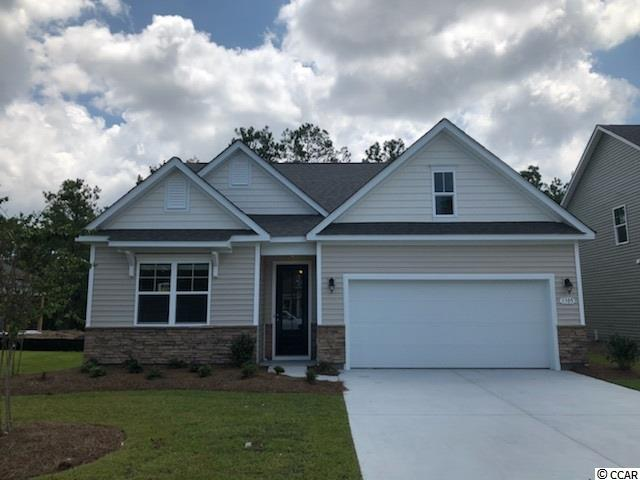 Detached MLS:1801847   1305 Reflection Pond Dr. Little River SC