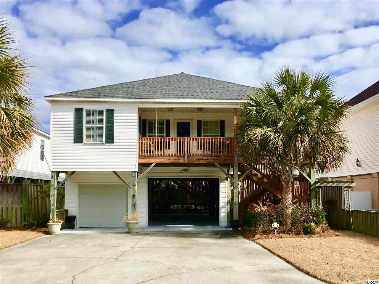 Detached MLS:1801874   502 S 23rd Ave North Myrtle Beach SC