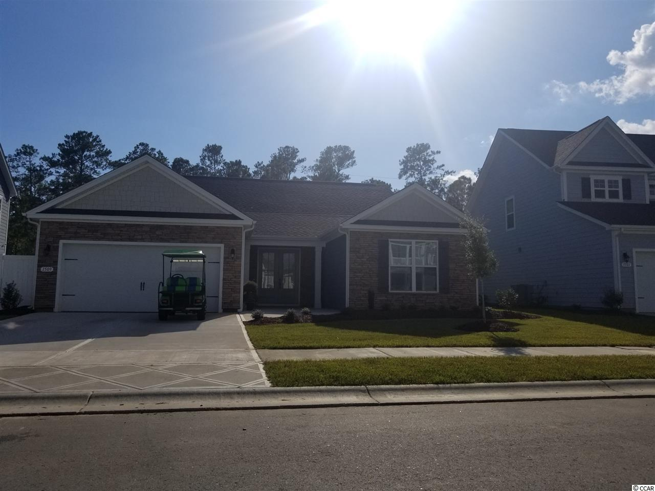 Detached MLS:1801903   1509 Parish Way Myrtle Beach SC