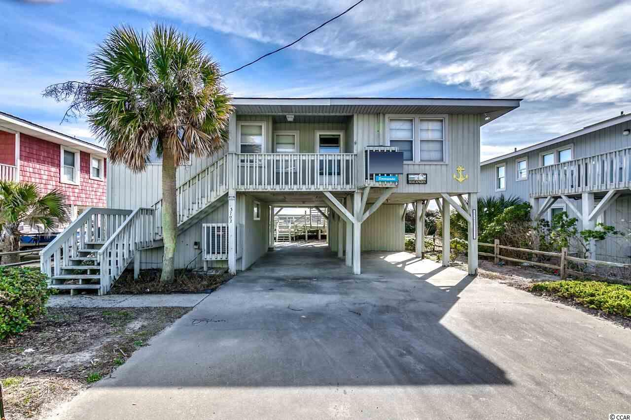Detached MLS:1801911   3702 N Ocean Blvd. North Myrtle Beach SC
