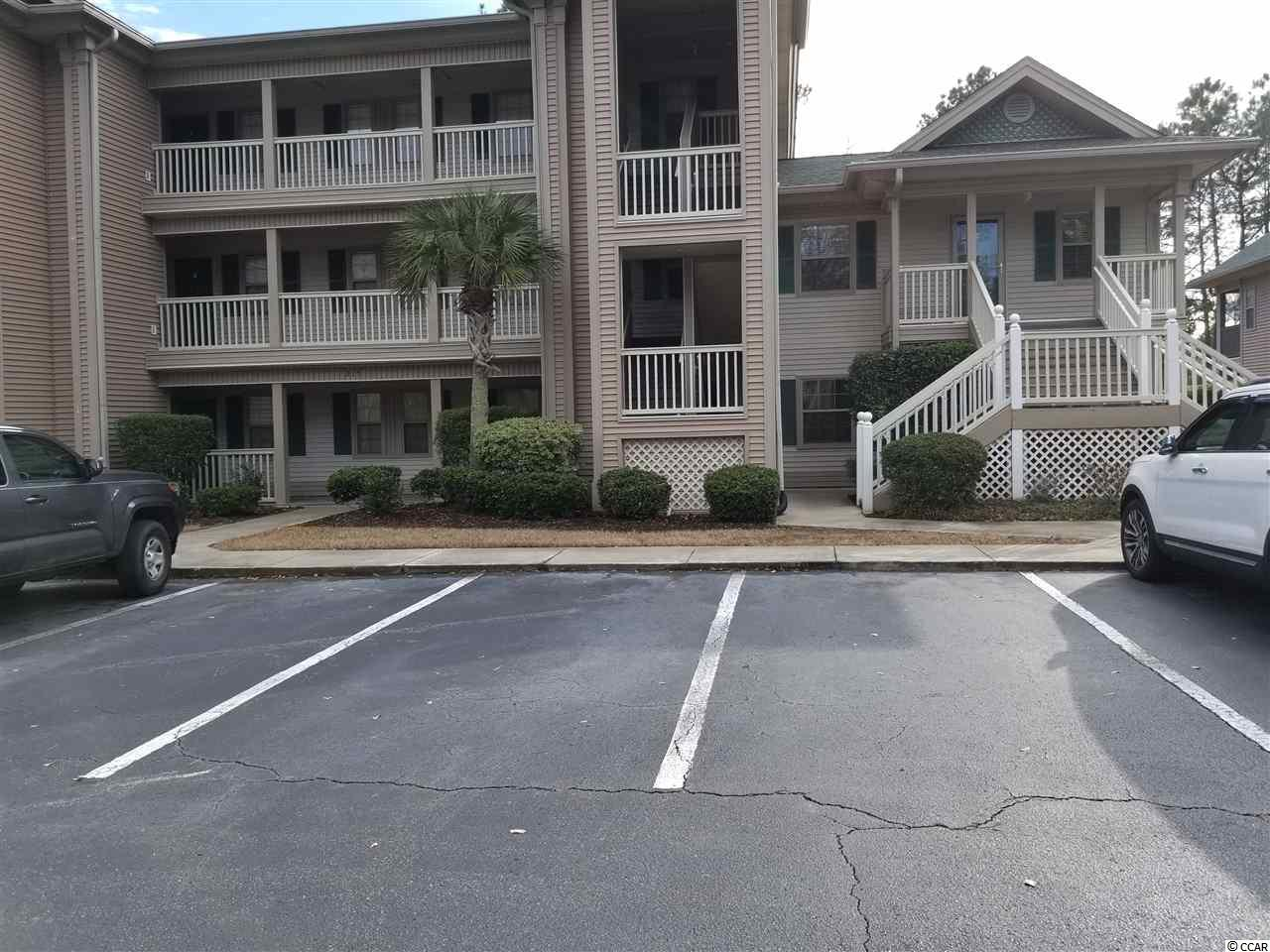 Golf Course View,Lake/Pond View,End Unit Condo in True Blue 1 : Pawleys Island South Carolina