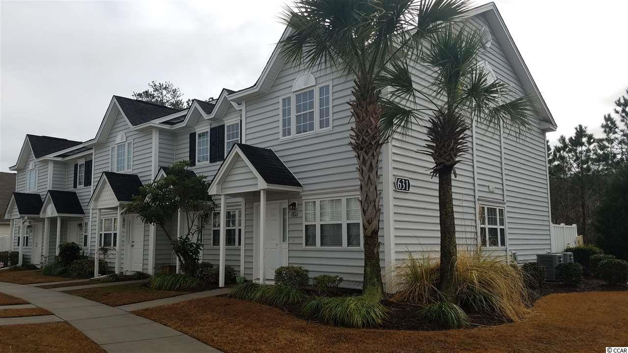 Townhouse MLS:1801945 VILLAS @ INTERNATIONAL CLUB  631 Sailbrooke Ct. Murrells Inlet SC
